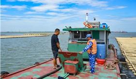 Bộ Tư lệnh Vùng Cảnh sát biển 1 tạm giữ trên 20 ngàn lít dầu DO  không rõ nguồn gốc