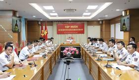 Bộ Quốc phòng tập huấn Luật Dân quân Tự vệ và Luật Lực lượng Dự bị động viên