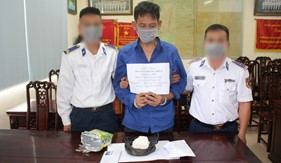 Đoàn Đặc nhiệm PCTP ma túy số 2 chủ trì đấu tranh bắt giữ 2 đối tượng mua bán hơn 1 kg ma túy tổng hợp