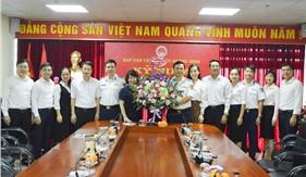 Bộ Tư lệnh Vùng Cảnh sát biển 1 chúc mừng các địa phương nhân kỷ niệm 90 năm Ngày truyền thống công tác Dân vận của Đảng