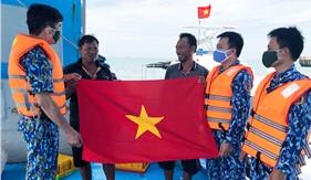 """Huy động nguồn lực xã hội để thực hiện chương trình """"Cảnh sát biển đồng hành với ngư dân"""""""