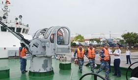 BTL Vùng Cảnh sát biển 1: Làm tốt công tác chuẩn bị cho Hội thi tàu tốt – Hội thao huấn luyện tàu