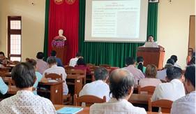 Tuyên truyền nâng cao nhận thức về biển đảo, Luật Cảnh sát biển Việt Nam cho các tầng lớp nhân dân địa bàn Phú Quốc