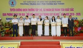 """Bế mạc Cuộc thi """"Tìm hiểu biển, đảo, Luật Cảnh sát biển Việt Nam năm 2018 và tác hại của ma túy"""""""