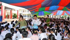 Tăng cường công tác tuyên truyền giáo dục pháp luật cho học sinh