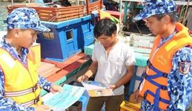 Bộ Tư lệnh Vùng Cảnh sát biển 4 làm tốt công tác tuyên truyền, phổ biến giáo dục pháp luật cho ngư dân vùng biển Tây Nam