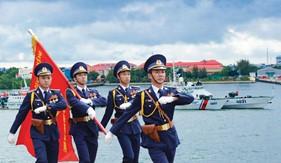 Nghĩa vụ và trách nhiệm của cán bộ, chiến sĩ Cảnh sát biển được quy định trong Luật Cảnh sát biển Việt Nam