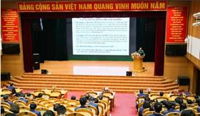 Hội nghị thông tin chuyên đề khoa học quân sự Quý IV năm 2020