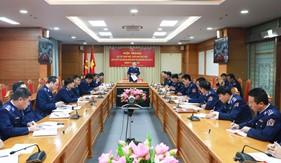 Đảng ủy Cảnh sát biển quán triệt, triển khai thực hiện Nghị quyết Đại hội Đại biểu Đảng bộ Quân đội lần thứ XI