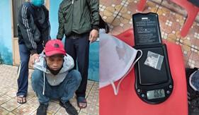 Bộ Tư lệnh Vùng Cảnh sát biển 2 khởi tố vụ án tàng trữ trái phép chất ma túy