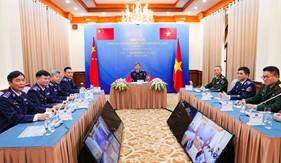 Hội nghị Công tác Cảnh sát biển Việt Nam -Trung Quốc lần thứ 4