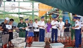Quy chế phối hợp giữa lực lượng Công an, Cảnh sát biển và Hải quan trong phòng chống tội phạm ma túy