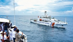 Hợp tác quốc tế về thực thi pháp luật trên biển của Cảnh sát biển Việt Nam theo quy định tại Luật Cảnh sát biển Việt Nam