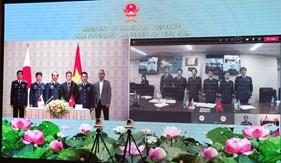 Hội nghị song phương lần thứ 7 giữa Cảnh sát biển Việt Nam và Lực lượng Bảo vệ bờ biển Nhật Bản