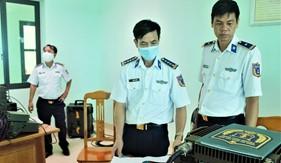 15 năm đảm bảo thông tin liên lạc thông suốt cho Cơ quan Bộ Tư lệnh Cảnh sát biển