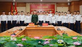 Tuổi trẻ Cảnh sát biển vững niềm tin, xứng danh Bộ đội Cụ Hồ