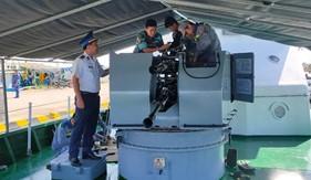 Tuổi trẻ BTL Vùng Cảnh sát biển 3 sôi nổi các hoạt động kỷ niệm 90 năm thành lập Đoàn