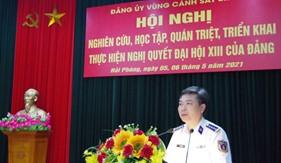 Các đơn vị nghiên cứu, học tập, quán triệt, triển khai Nghị quyết Đại hội XIII của Đảng
