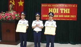 Đoàn Đặc nhiệm PCTP ma túy số 3 tổ chức Hội thi Cán bộ đoàn giỏi năm 2021