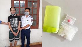 Bắt thủy thủ tàu vận tải tàng trữ trái phép chất ma túy