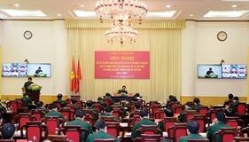Quân ủy Trung ương sơ kết 5 năm thực hiện Chỉ thị 05 của Bộ Chính trị