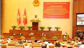 Ban Bí thư Trung ương Đảng tổ chức Hội nghị toàn quốc sơ kết 5 năm thực hiện Chỉ thị số 05-CT/TW