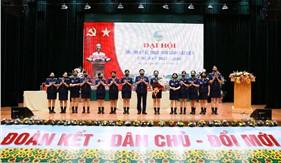 Đại hội Hội Phụ nữ Bộ Tham mưu Cảnh sát biển nhiệm kỳ 2021 - 2026
