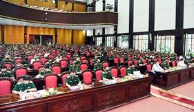 Hội nghị Quân chính toàn quân 6 tháng đầu năm 2021