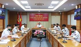 Hội nghị trực tuyến sơ kết công tác hậu cần toàn quân 6 tháng đầu năm 2021