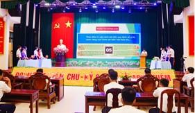 """Hưởng ứng Cuộc thi trực tuyến """"Tìm hiểu Luật Cảnh sát biển Việt Nam"""" cấp toàn quốc là trách nhiệm của toàn thể cán bộ, chiến sĩ Cảnh sát biển"""