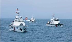 Hoạt động tuần tra, kiểm tra, kiểm soát của Lực lượng Cảnh sát biển Việt Nam 6 tháng đầu năm 2021