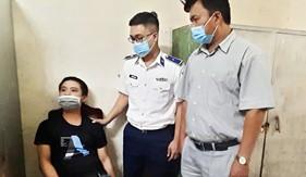 Bộ Tư lệnh Vùng Cảnh sát biển 1 phối hợp bắt ba đối tượng vận chuyển 5 kg ma túy đá từ nước ngoài về Hải Phòng tiêu thụ
