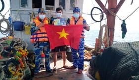 Thực hiện tốt nhiệm vụ IUU trên vùng biển Tây Nam