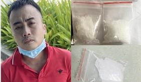 Bắt đối tượng mua bán trái phép chất ma túy tại khu vực biên giới biển tỉnh Quảng Ninh