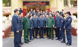 Dấu ấn của Đại tướng Phùng Quang Thanh trên hành trình  hiện đại hóa Lực lượng Cảnh sát biển