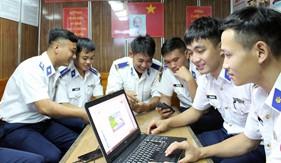 """Lan tỏa Cuộc thi """"Tìm hiểu Luật Cảnh sát biển Việt Nam"""" tại các tỉnh Tây Nam bộ"""