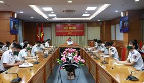 Hội nghị điều chỉnh dự toán ngân sách chi thường xuyên cho Quốc phòng năm 2021