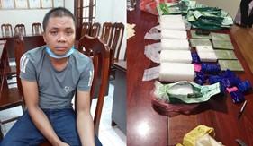 Đoàn Đặc nhiệm PCTP ma túy số 1 phối hợp bắt giữ đối tượng tàng trữ, vận chuyển gần 30 kg ma túy
